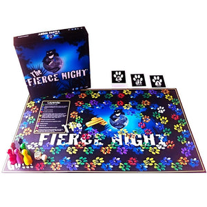 Juego De Mesa The Fierce NightKHEPER GAMES, INC.