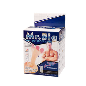 Mr Big Masturbador Pene Y Ano Realistico.BAILE FOR HIM