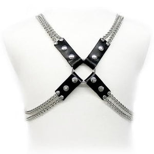 Chain ArnésLEATHER BODY