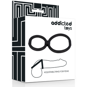 Anillas Ajustables Pene ADDICTED TOYS