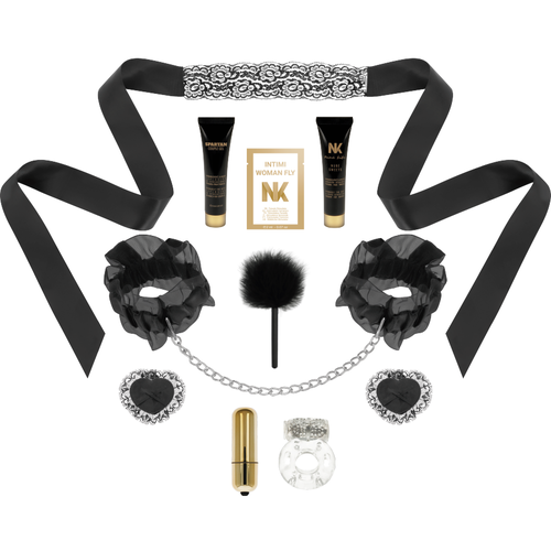 SECRET ROOM PLEASURE KIT SILVER NIVEL 1