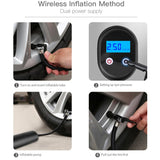 Wireless Inflatable Rechargeable Pump