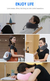 Travel Pillow Neck Massager Memory Foam Pillow