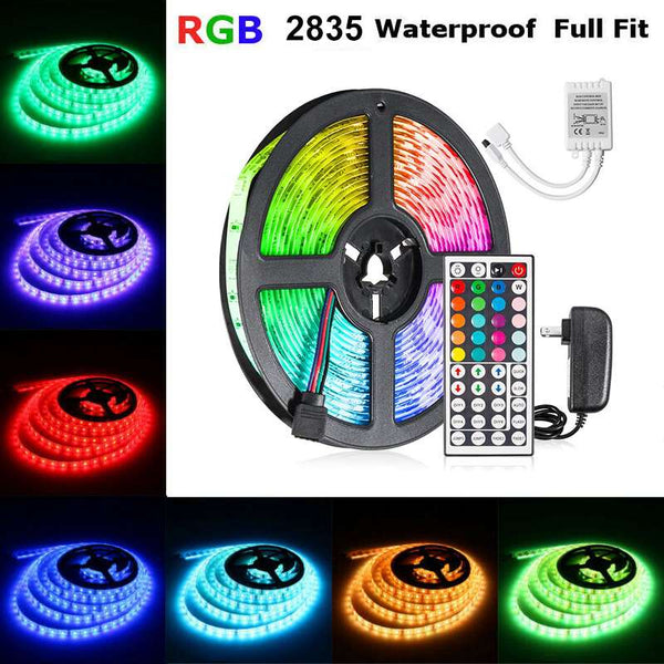 Professional 5 meter 300Leds Waterproof RGB Led Strip Light