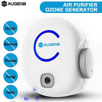 Portable Air Purifier & Ozone Generator Odor Eliminator