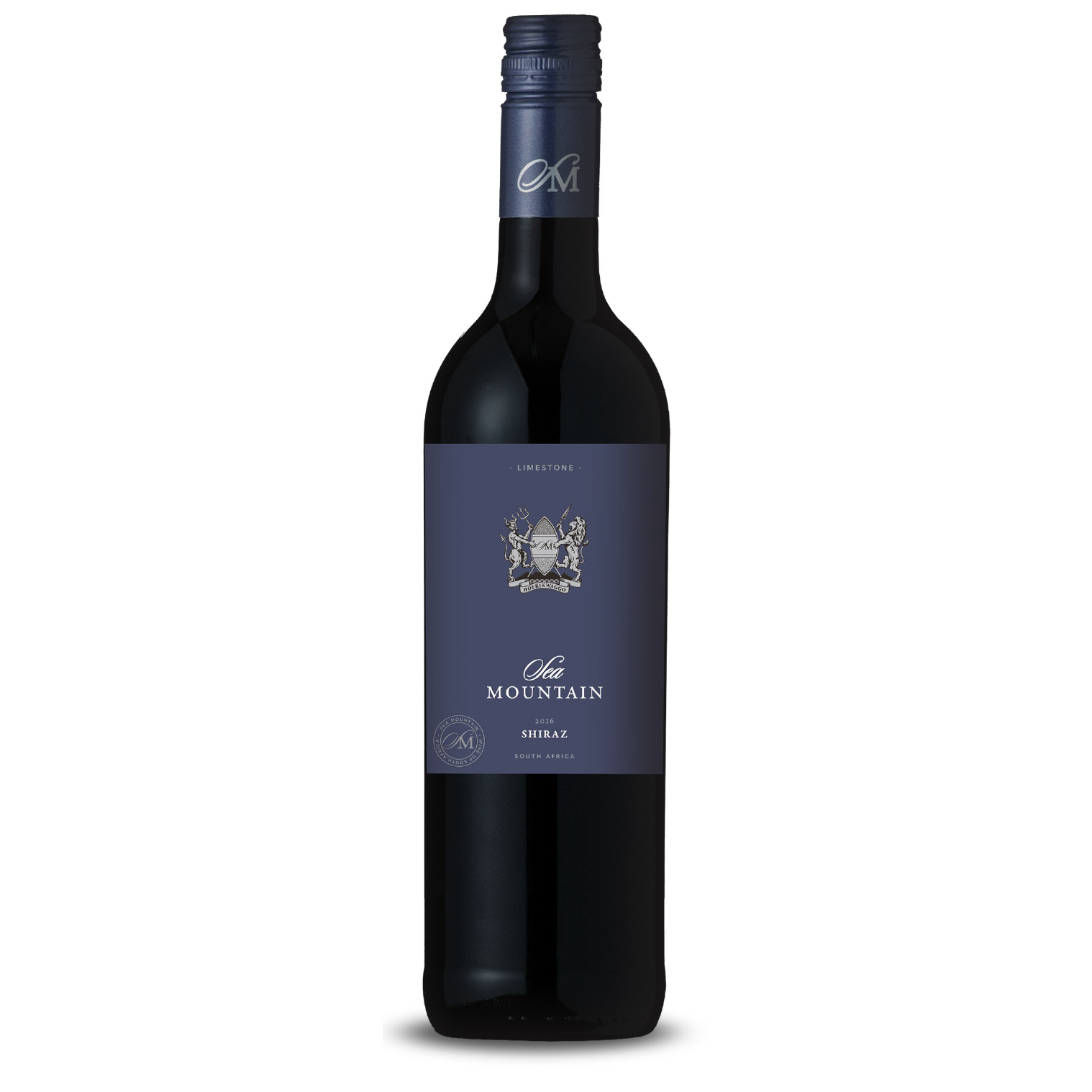 Sea Mountain LIMESTONE - SHIRAZ 2018 (1 x 75cl) - Bodega Movil