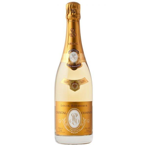 Louis Roederer Cristal 2012 (1x75cl) - Bodega Movil