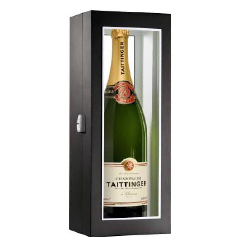 Taittinger Jeroboam Brut Reserve Champagne in Gift Box - Bodega Movil