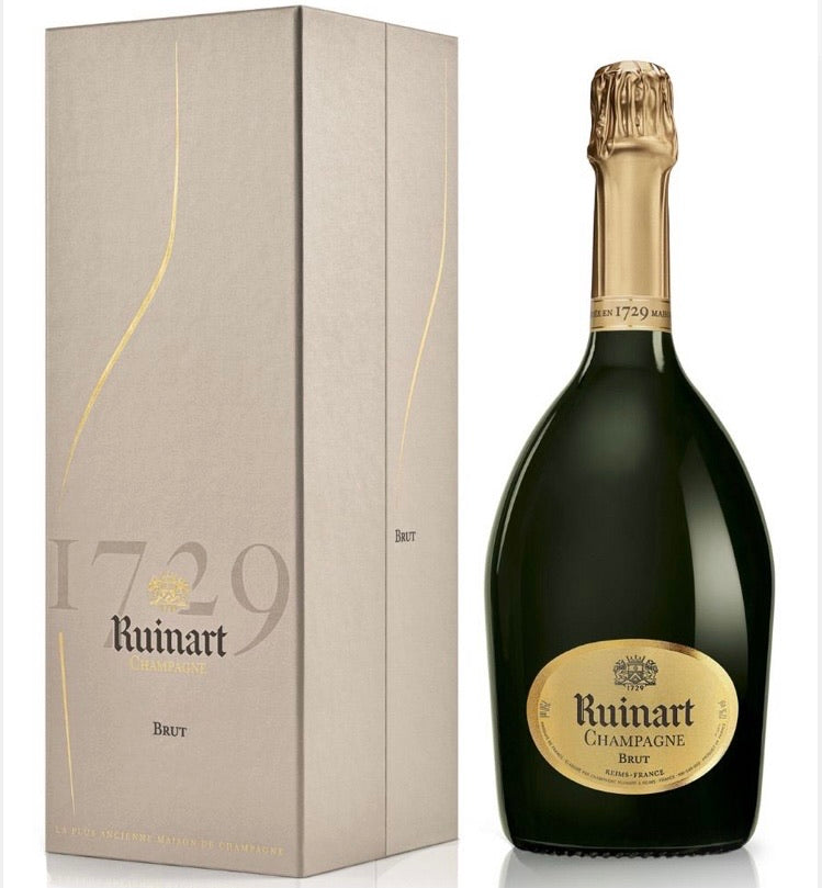 RUINART BRUT 75CL (GIFT BOXED) - Bodega Movil