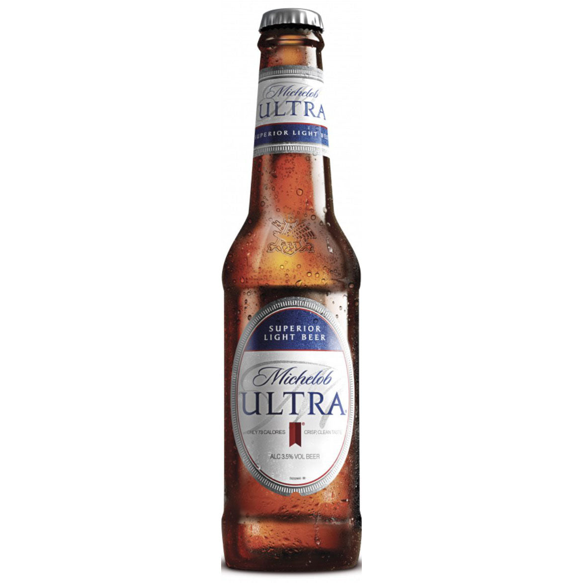 Michelob ULTRA superior light beer 73 calories (24x330ml) - Bodega Movil