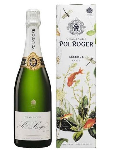 Pol Roger Brut Reserve NV, 75 cl - Bodega Movil