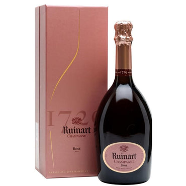 Ruinart Rose NV Champagne Gift Box - Bodega Movil