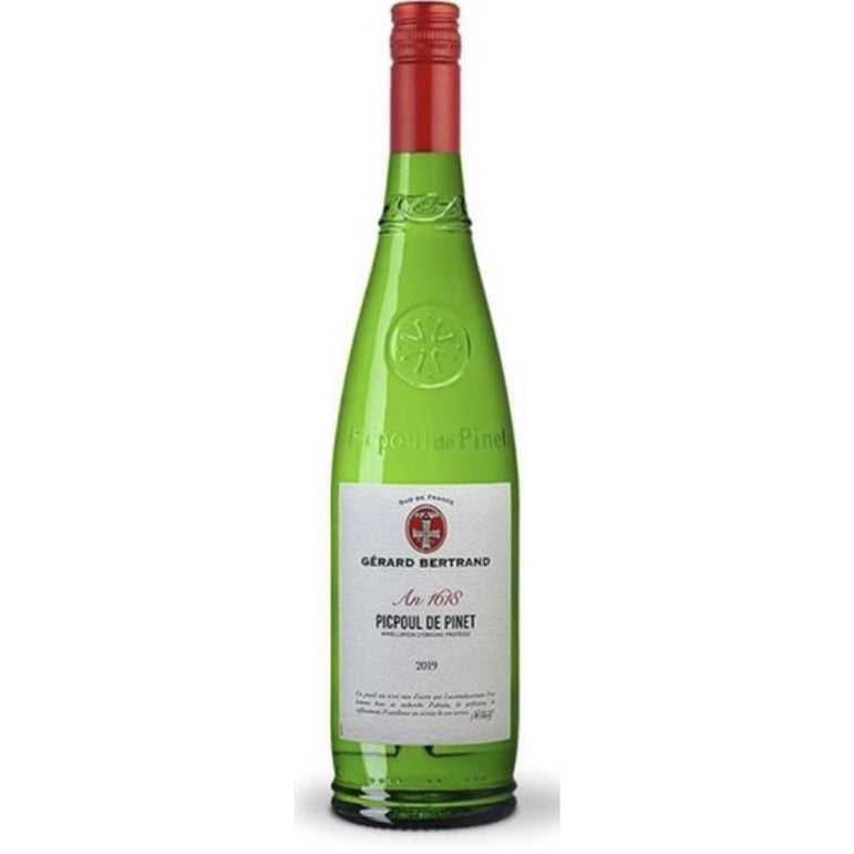 Gérard Bertrand 'Heritage An 1618' Picpoul de Pinet 2019 - Bodega Movil