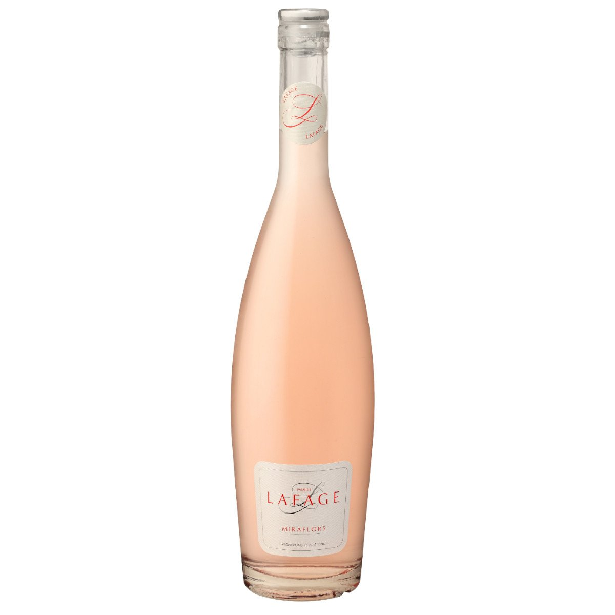 Domaine Lafage Miraflors Rose IGP Cotes Catalanes 2019 - Bodega Movil