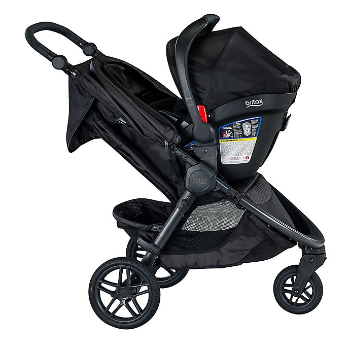 BRITAX® B-Free & Endeavours Travel System | buybuy BABY