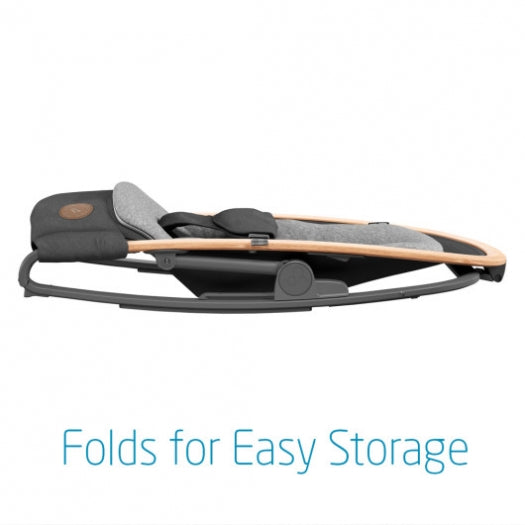 Folds for easy storage.