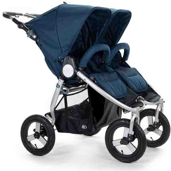 2020 Bumbleride Indie Twin Dimensions - Front View