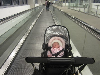 Our Uppababy Vista!