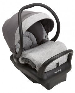 Maxi-Cosi-Mico-Max-Special-Edition-Infant-Car-Seat-Soft-Grey-Sweater