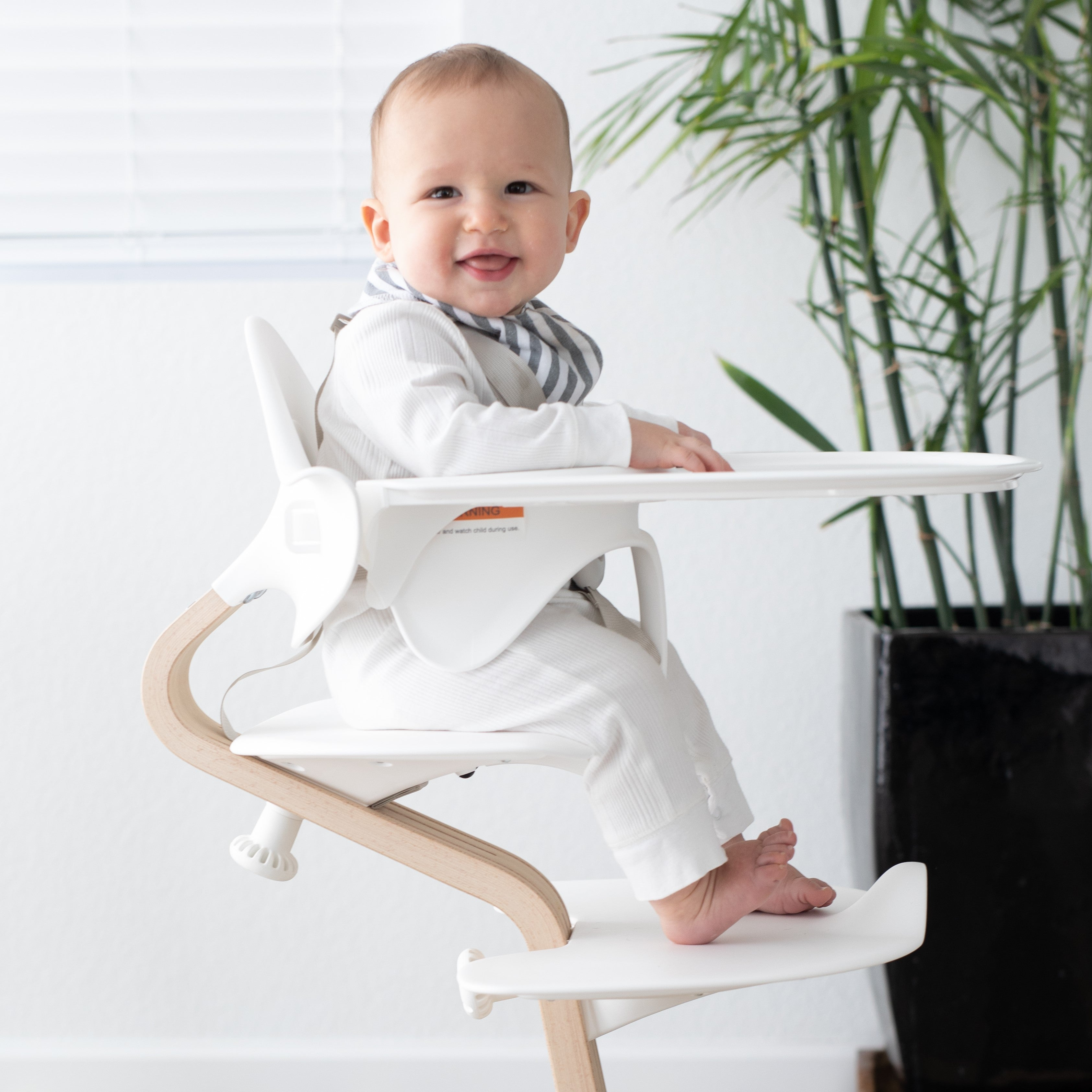The Best High Chair Investment You Can Make: The Nomi - Gugu Guru Blog