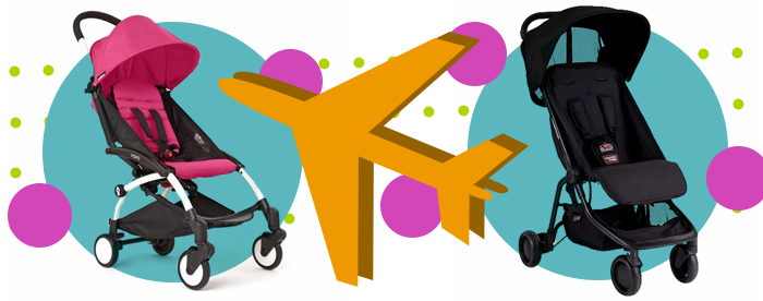 Strollers on planes