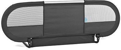 Side Babyhome Bed Rail Graphite
