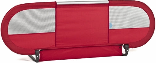 Side Babyhome Bed Rail Red