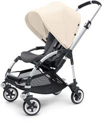bugaboo bee off white canopy