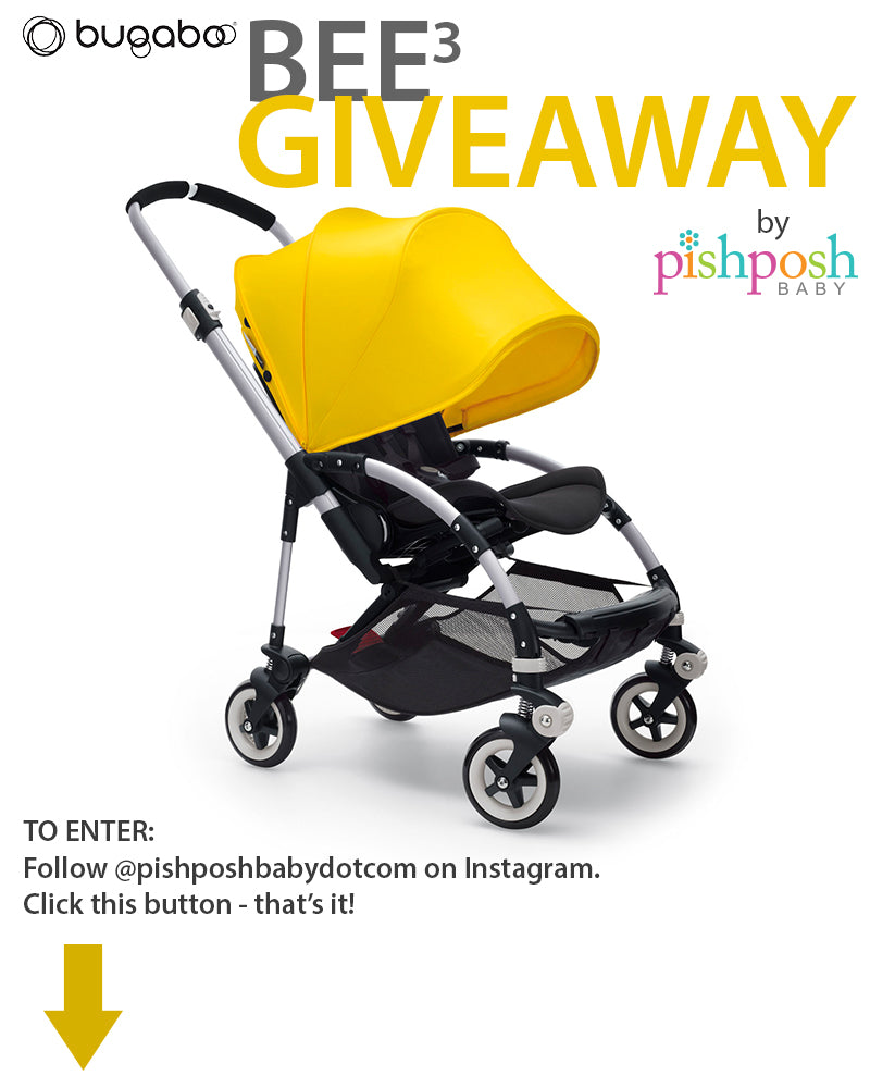 bugaboo bee3 giveaway for blog