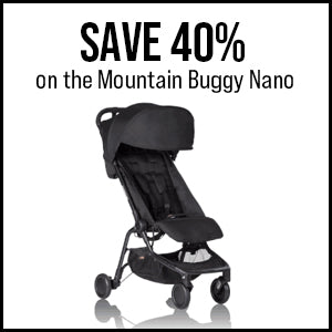 Mountain Buggy Black Friday Sale