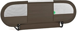 Side Babyhome Bed Rail Brown