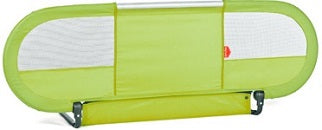 Side Babyhome Bed Rail Lime