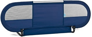 Side Babyhome Bed Rail Navy