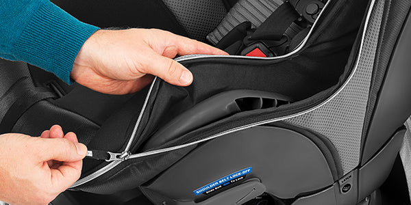 Easy-to-Clean Car Seat