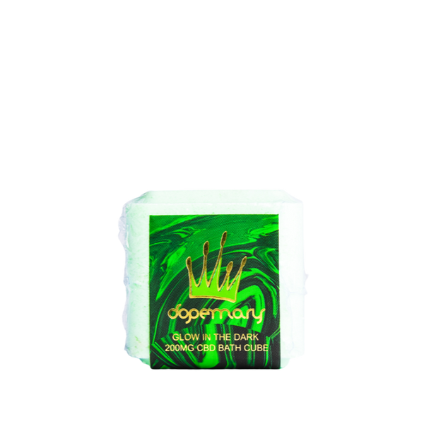 CBD On Top Bath Cube- 200mg - Dopemary