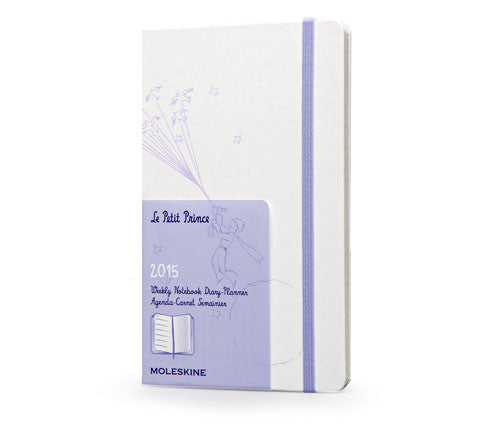Le Petit Prince 2015 12M Limited Edition Weekly Planner