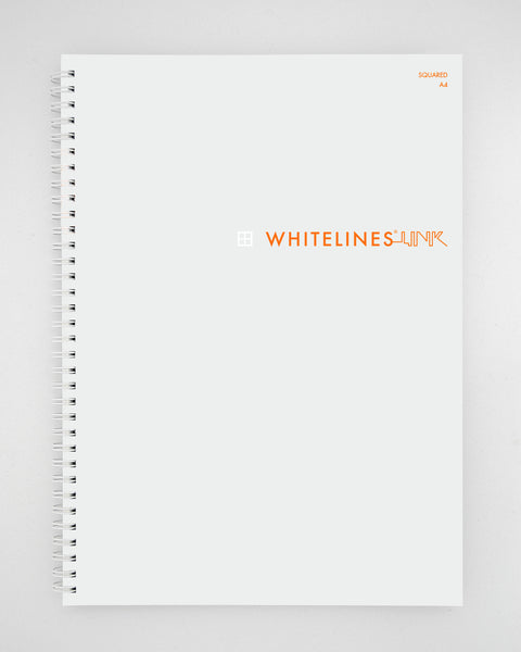Whitelines Link Notebook
