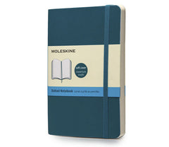 Classic Soft Colored Notebook with Dotted Pages