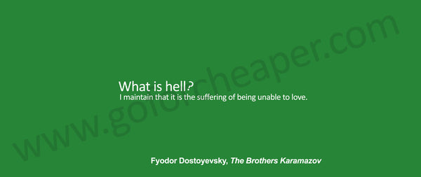 What is hell? - The Brothers Karamazov