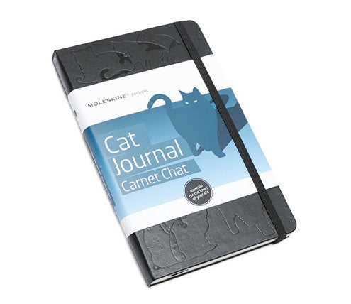 Moleskine Cat Journal