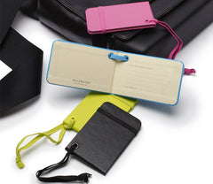 Moleskine Luggage Tags