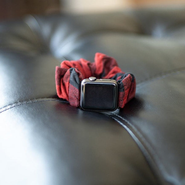 Apple Watch Scrunchie Band