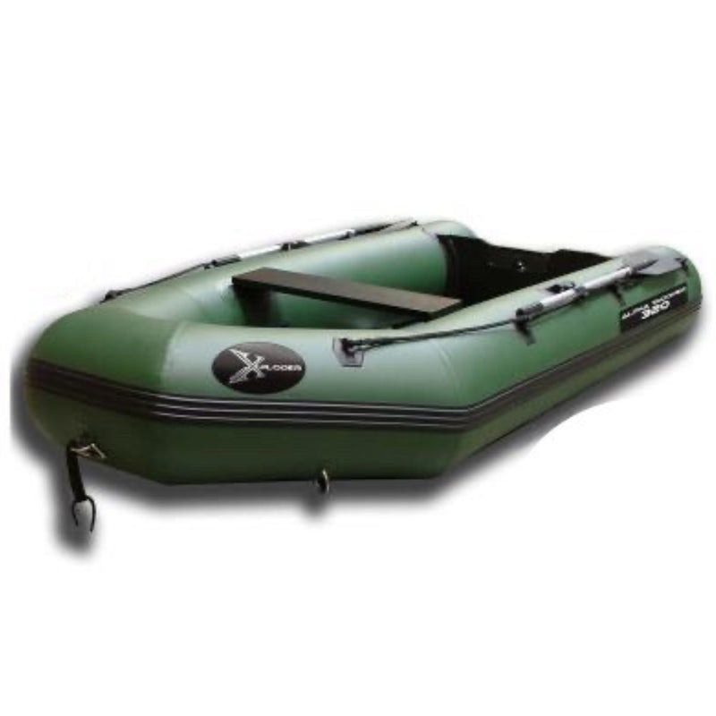Bateau de pêche reconditionné - X-PLODER FISHER 320 - Decathlon Seconde Vie
