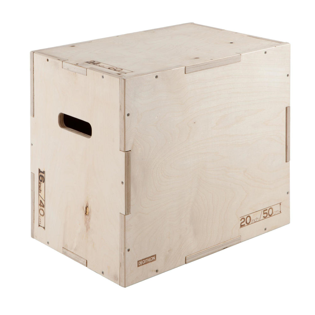 Box reconditionnée - BOX JUMP, BOX DE PLIOMETRIE - Decathlon Seconde Vie