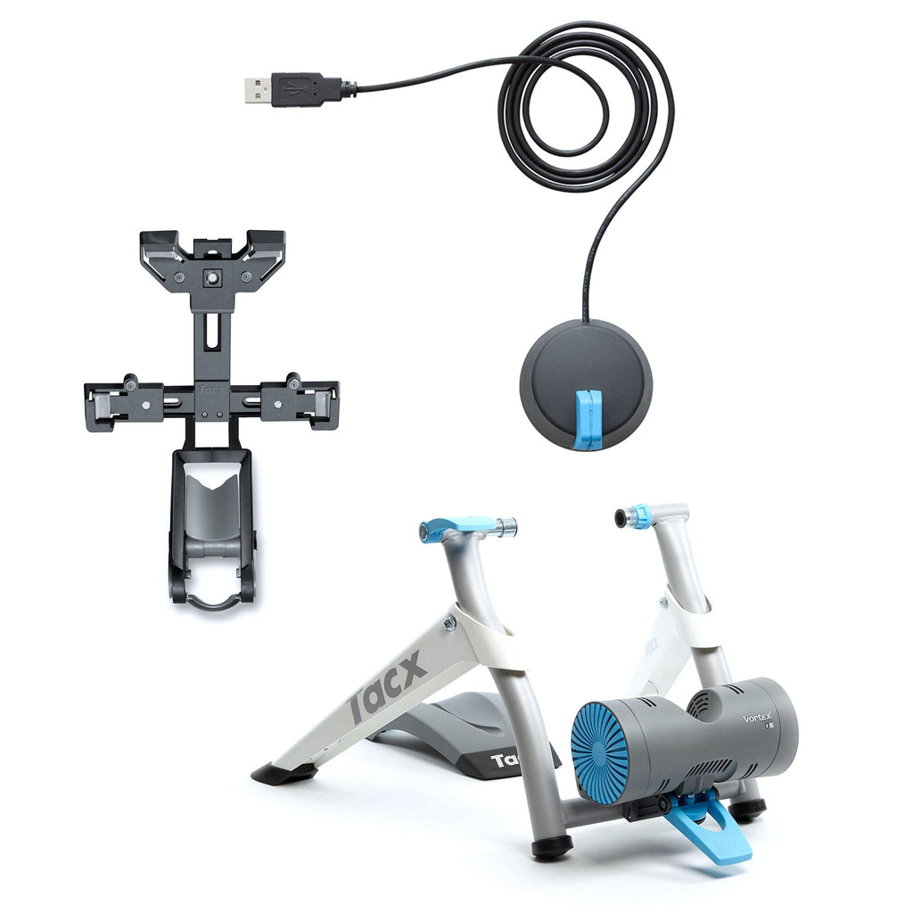 Home trainer reconditionné - PACK HOME TRAINER VORTEX INTERACTIF - Decathlon Seconde Vie