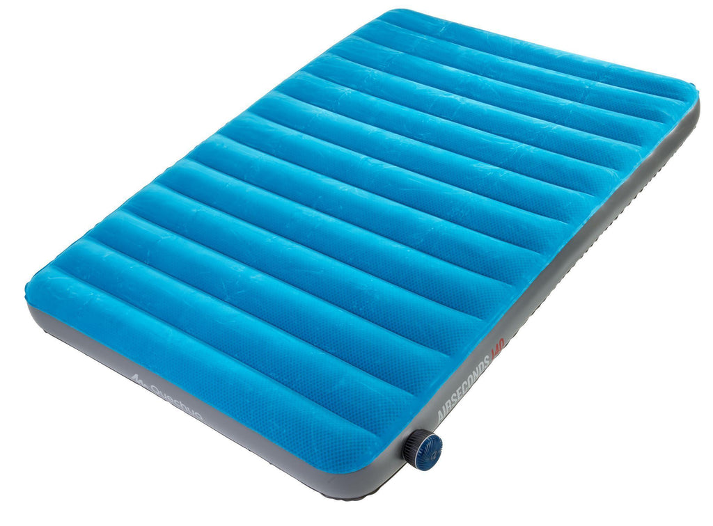 Matelas gonflable de camping reconditionné - AIR SECONDS 140 CM - 2 PERSONNES - Decathlon Seconde Vie