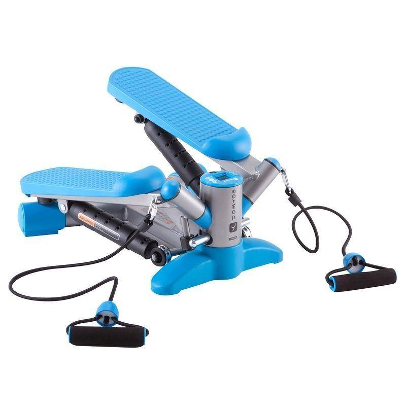 Stepper reconditionné - ST TWISTER BLEU - Decathlon Seconde Vie