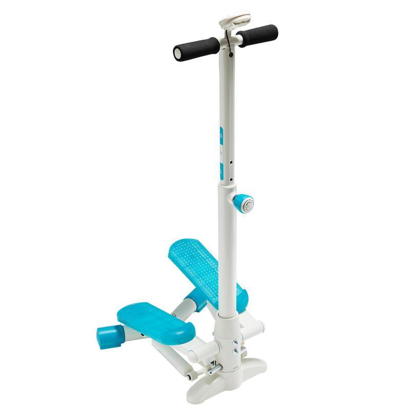 Stepper reconditionné - STEPPER MS120 IVOIRE BLEU - Decathlon Seconde Vie