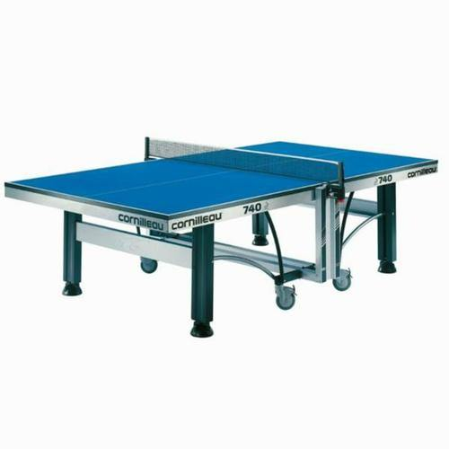 Table de tennis de table reconditionnée - CLUB 740 INDOOR ITTF - Decathlon Seconde Vie