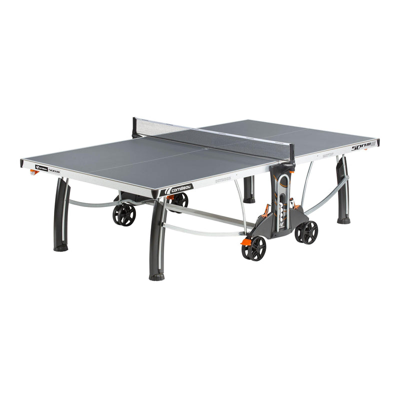 Table de tennis de table reconditionnée - FREE CROSSOVER 500M OUTDOOR GRISE - Decathlon Seconde Vie